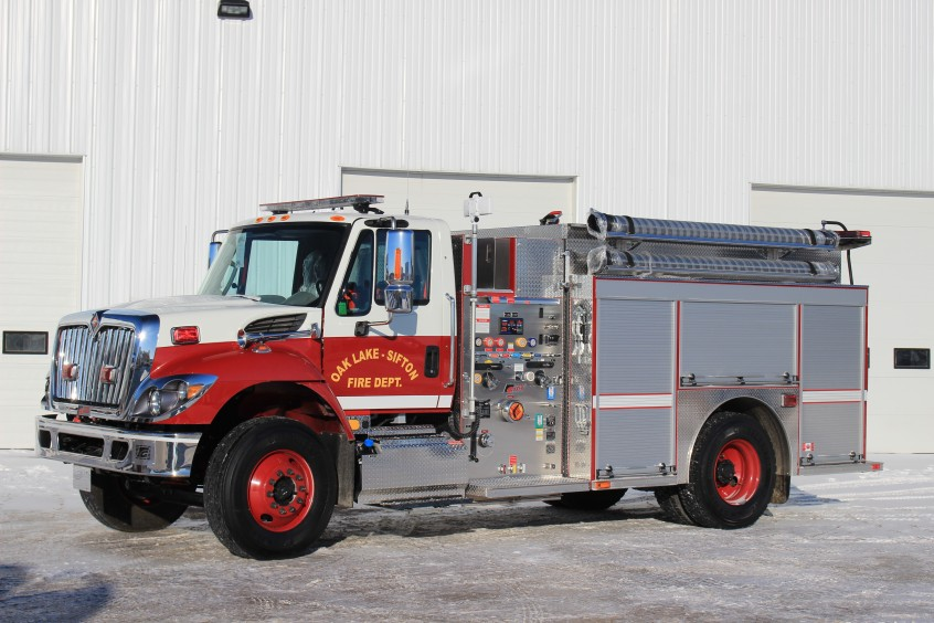 Recent Deliveries | Fort Garry Fire Trucks - Fire & Rescue