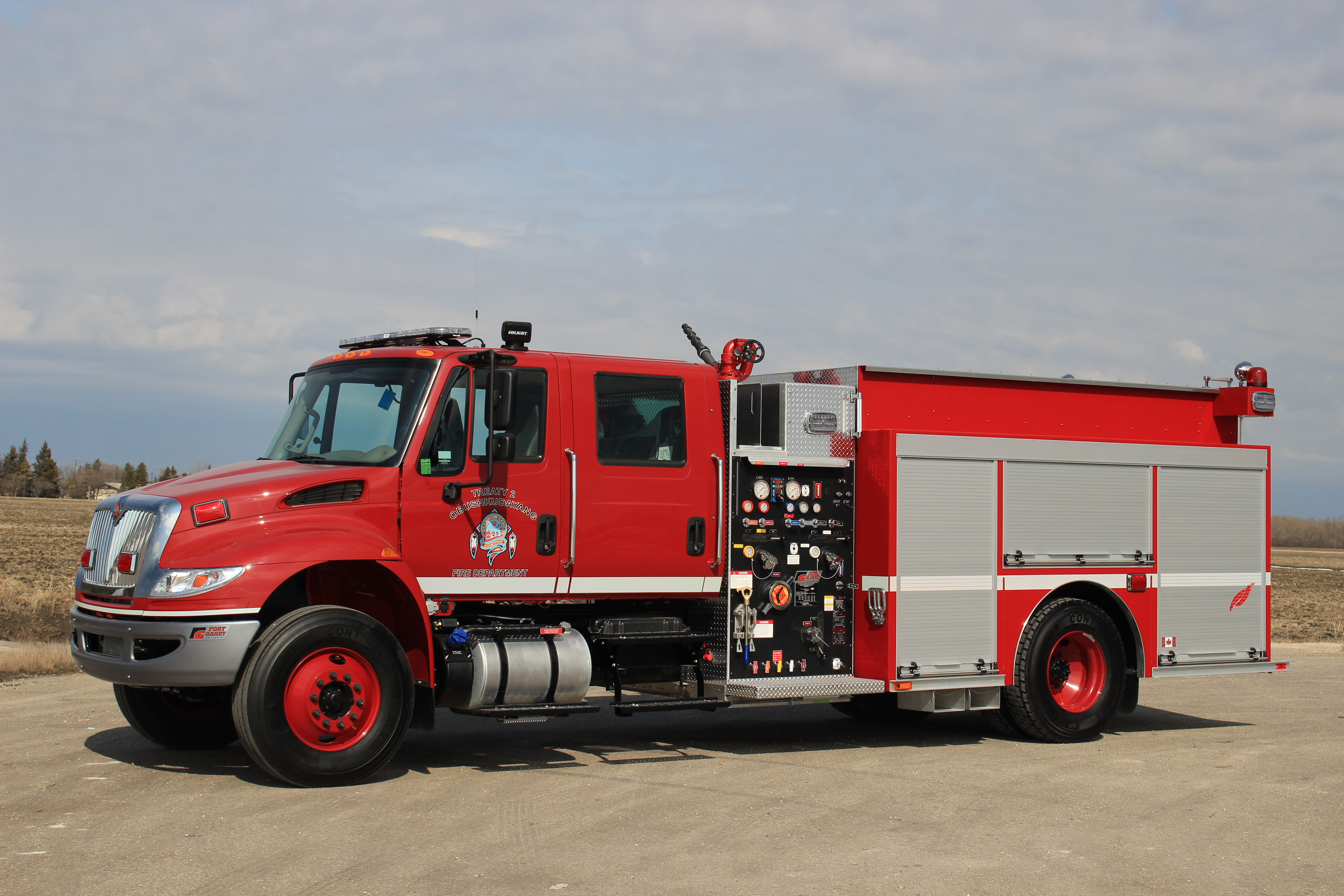 Freightliner Trucks For Sale >> Lake St Martin First Nation Vol Fire Department | Fort ...