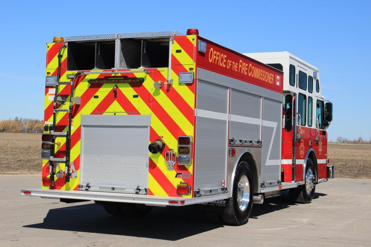 Recent Deliveries Fort Garry Fire Trucks Fire Rescue ... - photo#36